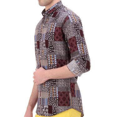 Printed Cotton Shirt_Gkdcsmby - Multicolor