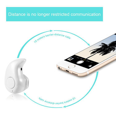 Callmate Bluetooth Headset S530 - White