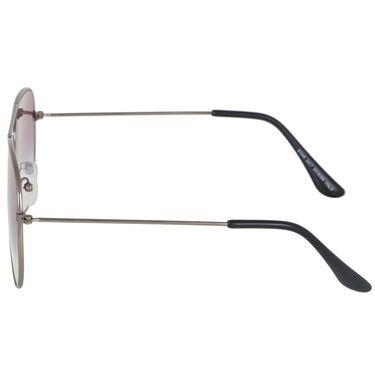 Alee Aviator Metal Unisex Sunglasses_Rs0214 - Purple