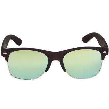 Alee Wayfare Plastic Unisex Sunglasses_Rs0225 - Green