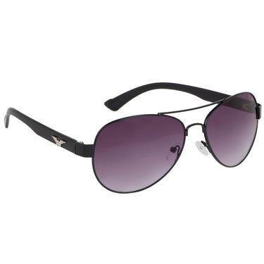 Alee Wayfare Plastic Unisex Sunglasses_Rs0241 - Purple