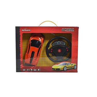 Majorette Speed Master Car with Gravity Sensor Steering Wheel Orange Venenno