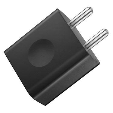 Lava Universal USB 1AMP Travel Adapter (Black)