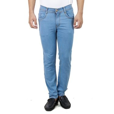 Stylox Jeans With Belt_Dnb2311001