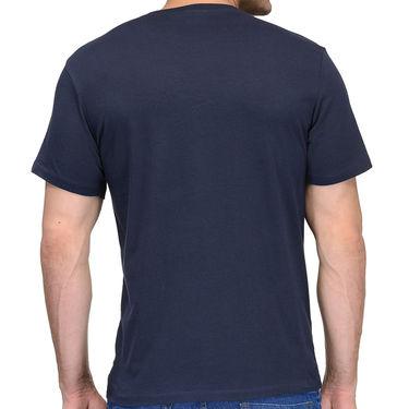 Rico Sordi 100% Cotton Tshirt For Men_Rnt012 - Blue