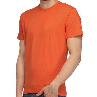 Rico Sordi 100% Cotton Tshirt For Men_Rnt018 - Orange