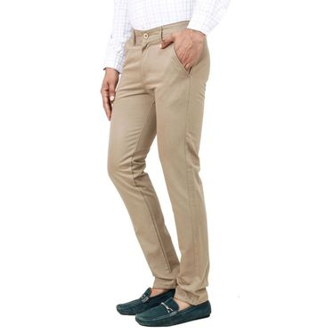 Pack Of 3 Cotton Slim Fit Chinos-UB-15-6