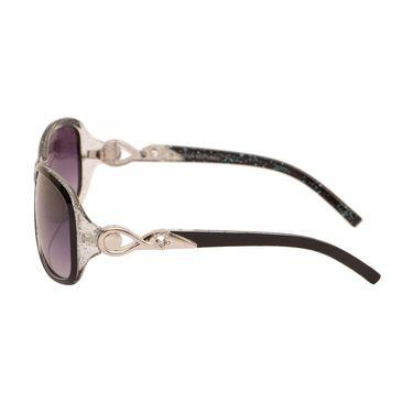 Adine Oval Plastic Women Sunglasses_Rs02