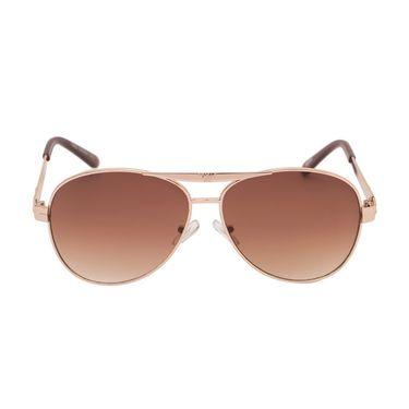 Adine Aviator Metal Unisex Sunglasses_Rs15