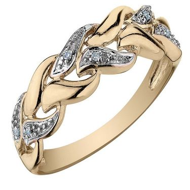 Ag Real Diamond Patna Ring_ AGSR0250