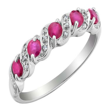 Ag Real Diamond Janavi Ring_ AGSR0266
