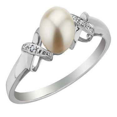 Ag Real Diamond Kanika Ring_ AGSR0282