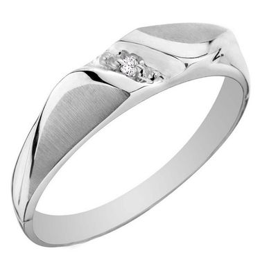 Ag Real Diamond Pratiksha Ring_ AGSR0288