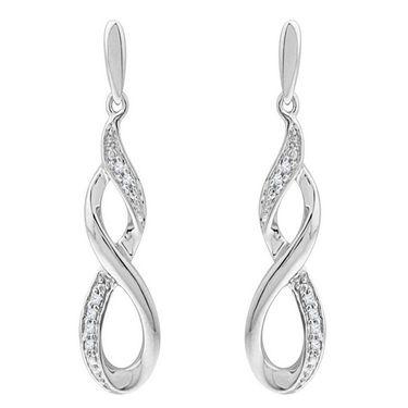 Ag Real Diamond Kareena Earring_AGSE0213