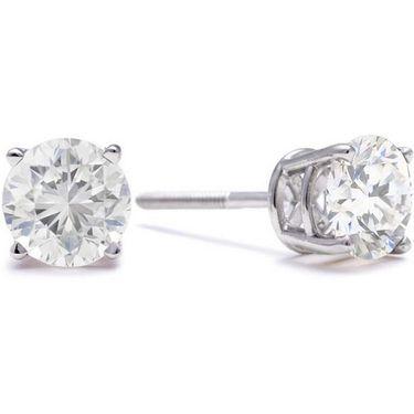 Kiara Swarovski Signity Sterling Silver Urmila Earring_KIE0509