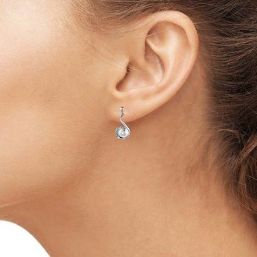 Kiara Swarovski Signity Sterling Silver Apurva Earring_KIE0528