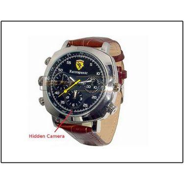 4Gb Water Proof Digital Wrist Watch Camera Code 074