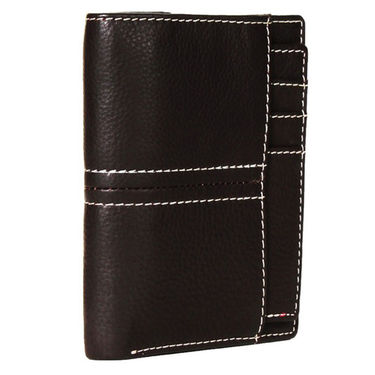 Spire Stylish Leather Wallet For Men_Smw120 - Brown
