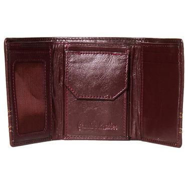 Spire Stylish Leather Wallet For Men_Smw128meh - Orange