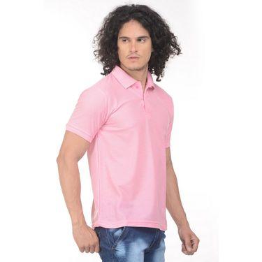 Pack of 2 Plain Regular Fit Tshirts_Ptgdsbp - Sky Blue & Pink