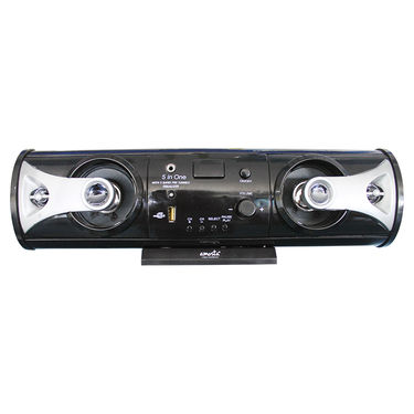 AMOSTA S2N1F02501 2100 W Home Audio System - Black