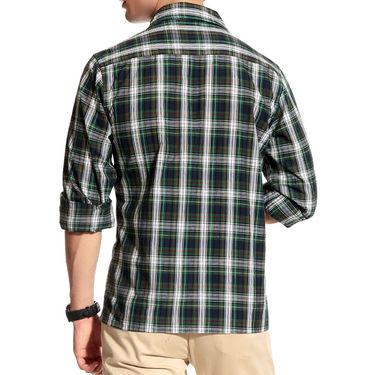 Good Karma Cotton Shirt_Hs5900 - Multicolor