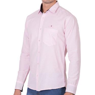 Branded Full Sleeves Cotton Shirt_R12kpnk - Pink
