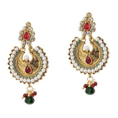 Kriaa Pearl Earrings _1303789