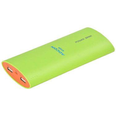 Adcom AP020 15600 mAh Power Bank - Green