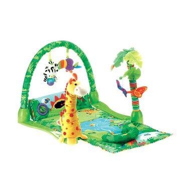 Mattel Fisher Price 1- 2 -3 Musical Gym