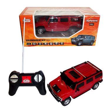 Majorette Rc car Hummer 1:24