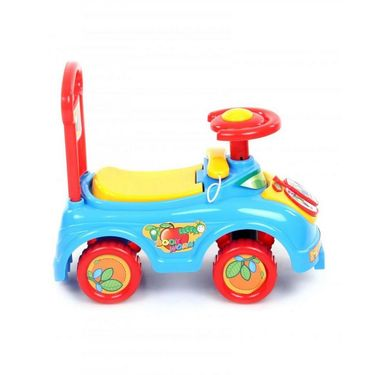 Suzi Happy Ride On - Blue