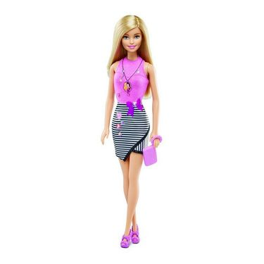 Barbie Fashion Activity Giftset Multi Color