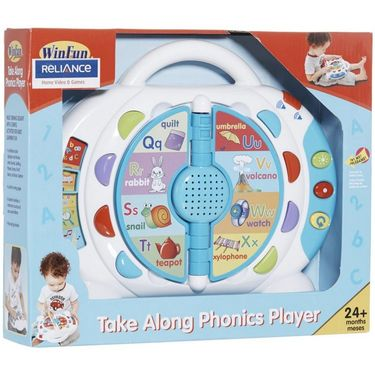 Winfun Take Along Phonics Player-2267-01