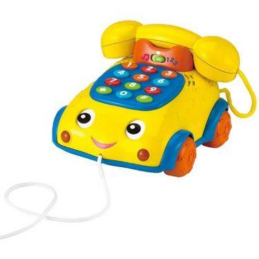Winfun Talk N Pull Phone 0663-01