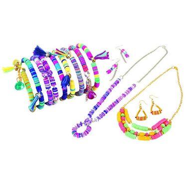 Style Me Up Sequin Stacker Bracelets Multi Color (628845008670)