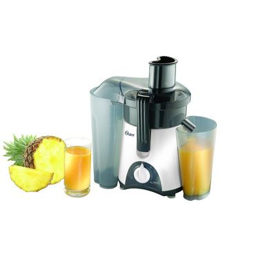 Oster 3157-049 Centrifugal Juicer - White & Black