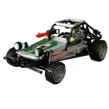 RC Off Roader Desert Racing Buggy - Olive Green