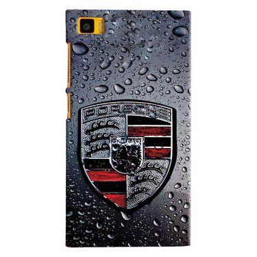 Snooky Digital Print Hard Back Case Cover For Xiaomi Mi3 Td11960