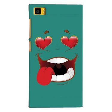 Snooky Digital Print Hard Back Case Cover For Xiaomi Mi3 Td11970