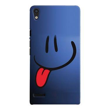 Snooky Digital Print Hard Back Case Cover For Huawei Ascend P6 Td12023