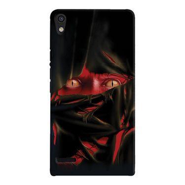 Snooky Digital Print Hard Back Case Cover For Huawei Ascend P6 Td12025