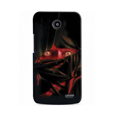 Snooky Digital Print Hard Back Case Cover For Lenovo A820 Td12094