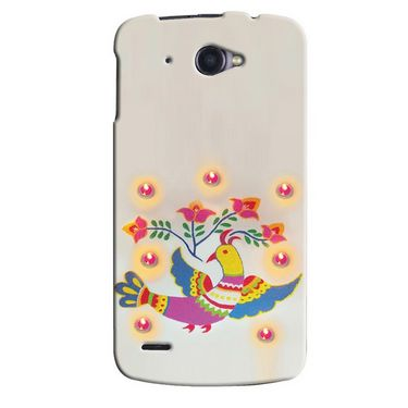 Snooky Digital Print Hard Back Case Cover For Lenovo S920 Td12219