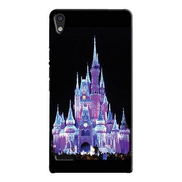 Snooky Digital Print Hard Back Case Cover For Huawei Ascend P6 Td12434