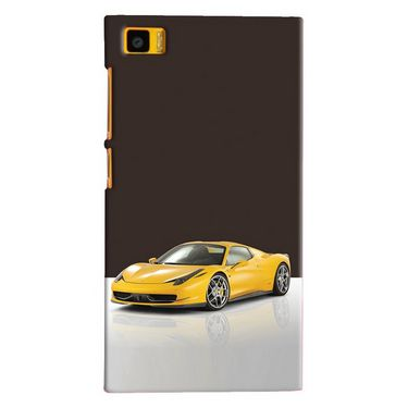 Snooky Digital Print Hard Back Case Cover For Xiaomi Mi3 Td12518