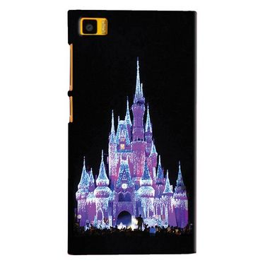 Snooky Digital Print Hard Back Case Cover For Xiaomi Mi3 Td12526
