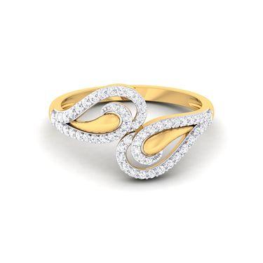 Kiara Sterling Silver Joyti Ring_5263r