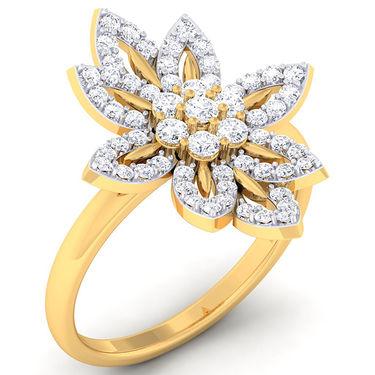 Kiara Sterling Silver Sayali Ring_5295r