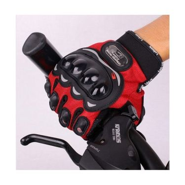 Pro-Biker Full Finger Bikers Gloves